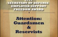 2011 Employer Support Freedom Award Recipients Announced