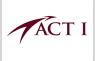 Doug Harlow Named an ACT I Executive Program Manager; Michael Niggel Comments