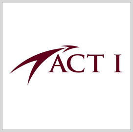 Doug Harlow Named an ACT I Executive Program Manager; Michael Niggel Comments - top government contractors - best government contracting event