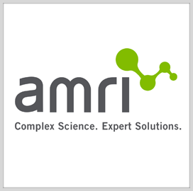 ExecutiveBiz - NIH Renews AMRI's Neurotherapeutic Drug Discovery Support Contract
