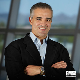 Adil Attlassy Becomes IO SVP of Global Operations - top government contractors - best government contracting event