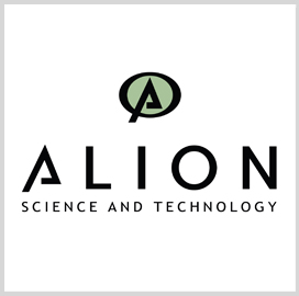 Alion Science's Software Development, Services Practices Receives CMMI Level 3 Rating - top government contractors - best government contracting event