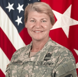 Ann Dunwoody Elected to LMI Board, Was Army's 1st Female 4-Star General - top government contractors - best government contracting event