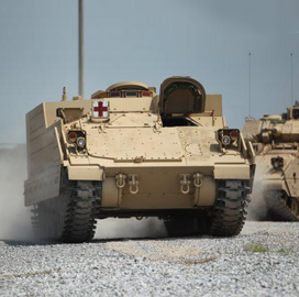 BAE Systems to Showcase Military Vehicles, Munitions at AUSA Expo - top government contractors - best government contracting event