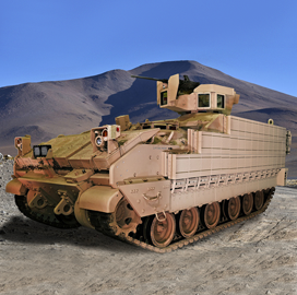 BAE Delivers Armored Multipurpose Vehicles to Army Under $383M EMD Contract - top government contractors - best government contracting event