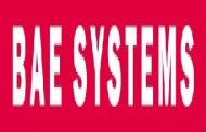 BAE Systems Announces Schedule of Media Briefings for Defence and Security Equipment International