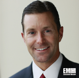 Executive Profile: Bill Ballhaus, SRA President and CEO - top government contractors - best government contracting event