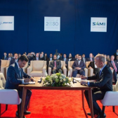 Boeing-SAMI JV to Localize Military Aircraft MRO Services in Saudi Arabia; Leanne Caret Comments - top government contractors - best government contracting event