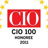 NetApp among 2011 CIO 100 Winners - top government contractors - best government contracting event