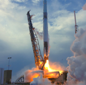 SpaceX Dragon Capsule Performs 14th ISS Cargo Resupply Mission - top government contractors - best government contracting event