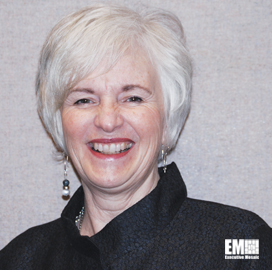 Executive Profile: Candice Mendenhall, ICF International SVP of HR - top government contractors - best government contracting event