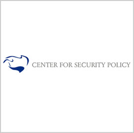 Center for Security Policy Launches Lapel Pin to Raise Awareness Vs Islamic State Group - top government contractors - best government contracting event