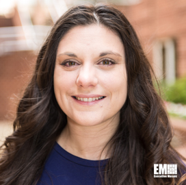 Executive Profile: Katie Crotty, Praescient Analytics CEO - top government contractors - best government contracting event