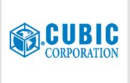 Cubic Tops Aviation Week Industry Performance List; William Boyle Comments