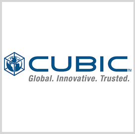 Cubic Gets Recognition for Air Combat Training System Development - top government contractors - best government contracting event