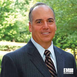 Profile: David Zolet, CSC North American Public Sector EVP & GM - top government contractors - best government contracting event