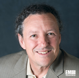 Executive Profile: Dewey Houck, VP & GM of Info Solutions for Boeing's N&SS Business - top government contractors - best government contracting event