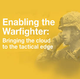 AWS Hosts Webcast on Military Applications of Cloud Computing Tech - top government contractors - best government contracting event