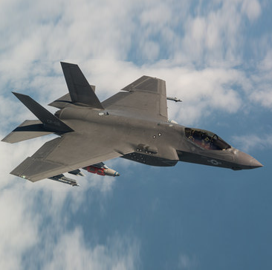 Lockheed Celebrates 400th F-35 Electro-Optical Targeting System Delivery - top government contractors - best government contracting event