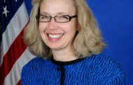 Johns Hopkins APL's Christine Fox Joins Board of Visitors at U.S. Naval Academy
