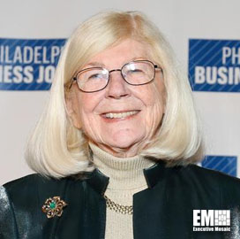 DSA Chair, Chief Exec Frances Pierce Among Philadelphia's Most Admired CEOs - top government contractors - best government contracting event