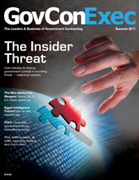 Inside the Insider Threat - top government contractors - best government contracting event