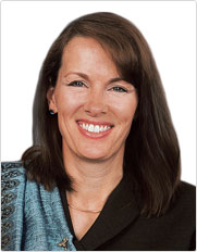 Executive Profile: Laurie Gallo, Booz Allen SVP - top government contractors - best government contracting event