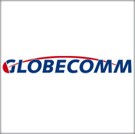 Keith Hall: Globecomm Lands Army Modem Order Under $10B Vehicle - top government contractors - best government contracting event