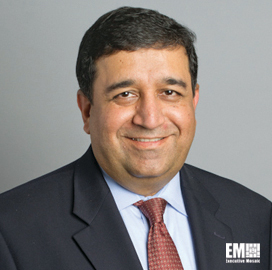 Executive Profile: Harish Luthra, Consulting SVP and Professional Services Lead at SAP NS2 - top government contractors - best government contracting event