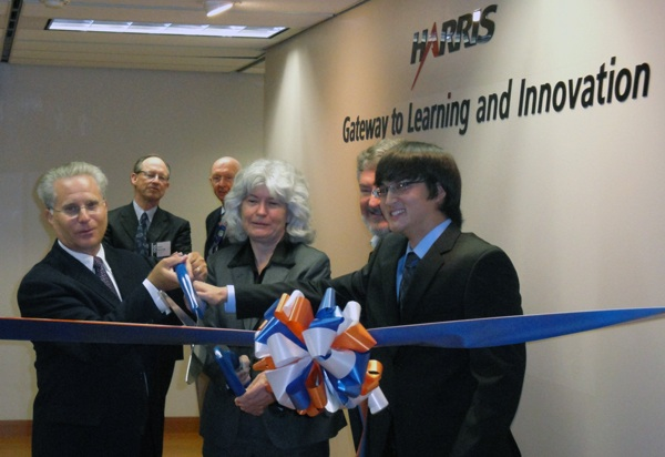UF Unveils New High-Tech Center, Brought to You by Harris - top government contractors - best government contracting event