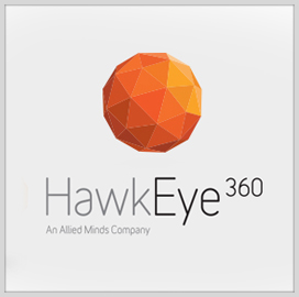 Russ Matijevich, Rob Rainhart Take VP Roles at HawkEye 360; John Serafini Comments - top government contractors - best government contracting event