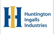 Huntington Ingalls Completes Navy Missile Launchers Delivery; Steve Sloan Comments