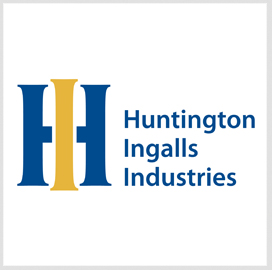 Dru Branche, Huntington Ingalls Health & Safety Director, Recognized with Women in Business Achievement Award - top government contractors - best government contracting event