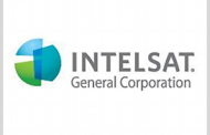 Intelsat General to Continue Global TV, Radio Programming Support for U.S. Military
