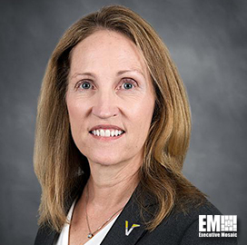 Executive Profile: Janet Oliver, Vectrus Business Development SVP - top government contractors - best government contracting event