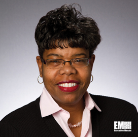 Executive Profile: Judy Smith, BD VP for Exelis' Info Systems Division - top government contractors - best government contracting event