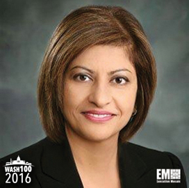 AT&T's Kay Kapoor Named to FedScoop's 2016 Top 50 Women in Tech List - top government contractors - best government contracting event