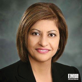 """AT&T's Kay Kapoor Gets 2016 Silver """"˜Stevie' Woman of the Year Award - top government contractors - best government contracting event"""