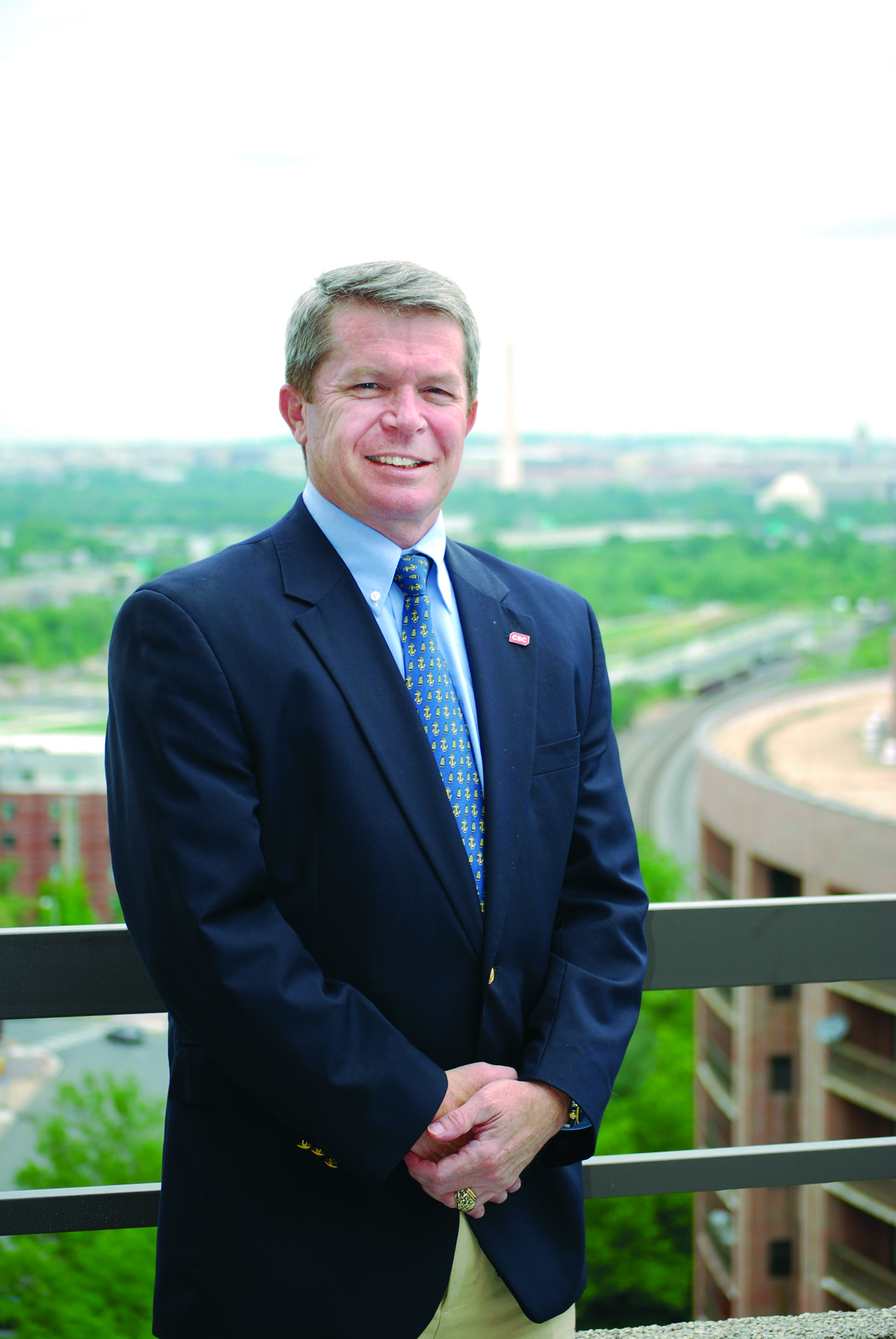 Executive Profile: James Kelly, CSC VP & GM for Defense Intelligence - top government contractors - best government contracting event