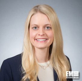 Kelsey DeBriyn Promoted to Raytheon Investor Relations VP - top government contractors - best government contracting event