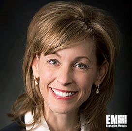 Boeing's Leanne Caret Speaks at Defense Technology & Security Conference - top government contractors - best government contracting event