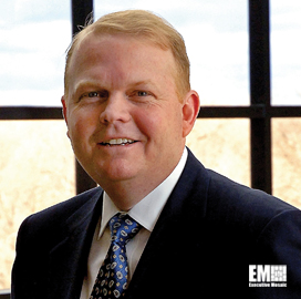 Executive Profile: Leif Ulstrup, CSC Federal Consulting President - top government contractors - best government contracting event