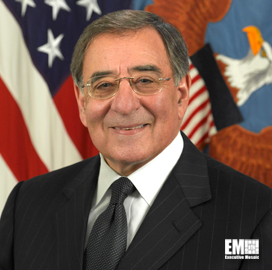 Leon Panetta Joins Oracle Board; Michael Boskin Comments - top government contractors - best government contracting event