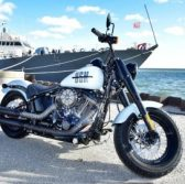 Lockheed, Harley-Davidson Build Motorcycle for Charity Auction; Stephanie Hill Comments - top government contractors - best government contracting event