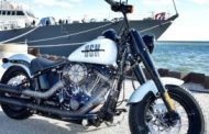 Lockheed, Harley-Davidson Build Motorcycle for Charity Auction; Stephanie Hill Comments