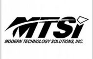 MTSI to Help Air Force Procure Aircraft Systems