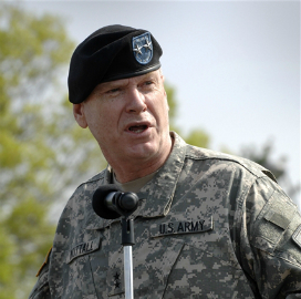 Jim Nuttall, Former Army Nat'l Guard No. 2 Lead, Joins AtHoc's Strategic Advisory Board - top government contractors - best government contracting event