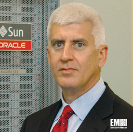 Executive Profile: Mark Johnson, Oracle Public Sector SVP - top government contractors - best government contracting event