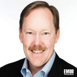 Executive Profile: Max Peterson, Director and General Manager for AWS Worldwide Public Sector - top government contractors - best government contracting event