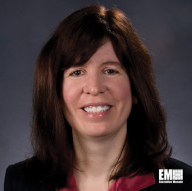 Executive Profile: Monica McManus, Lockheed Martin VP of Information Technology Services - top government contractors - best government contracting event